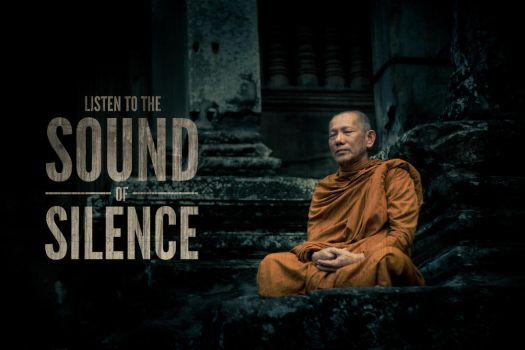 Listen to the Sound of Silence by stefanolivier