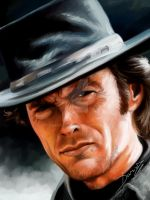 Clint Eastwood by DarDesign