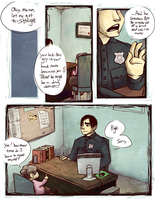 Closed Case 46 by SnowontheRadio