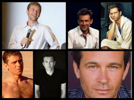Connor Trinneer - Collage 2 by Lirtista