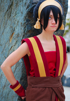 Toph Beifong by Rinature