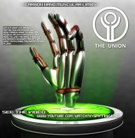 Union Carbon Nano Hand by Tyler007