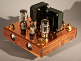 Steampunk Amp DEUX View 3 by AEvilMike