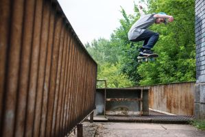 Ollie / Secret Spot by RadoslawSass