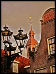Afternoon in Alkmaar by MacCute