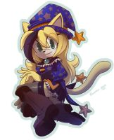 Clair the Cat by nancher