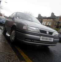 My 1995 Vauxhall Cavalier by TheBigDaveC