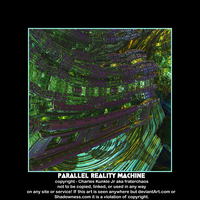 parallel reality machine by fraterchaos