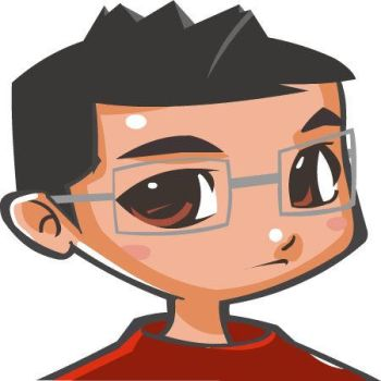 Chibi Art - Quino (My Friend) by GhoustFeace
