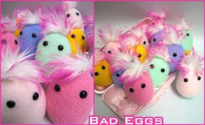 Really Bad Eggs by mintconspiracy