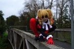 DC: Harley Quinn:''I tried to play by the rules'' by 14vegeta