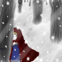 Red Riding Hood by Maivory