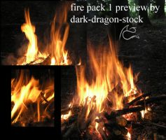 fire pack 1 by dark-dragon-stock