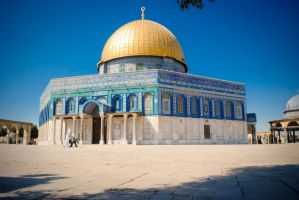 Dome of the rock. by ISRanger