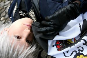 Prussia - Axis Powers Hetalia by NanjoKoji