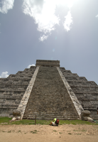 Chichen Itza Perspective by nivek67