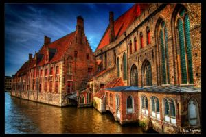 We Were In Brugge by deylac