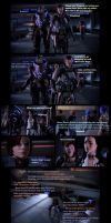 Mass Effect 2 Adventure - P150 by Pomponorium