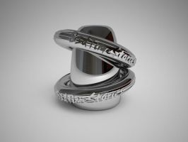 3D ring by simbahswan