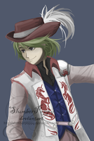 BEY-Oliver the Musketeer Beta by SlumberPoppy