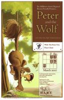 Peter and the Wolf by clelanjh