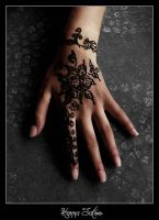 Henna Tatoo by PtiteCocci