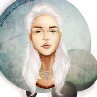 Daenerys Stormborn. by julie-pond