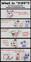 What is Yiff? by laurytheotter