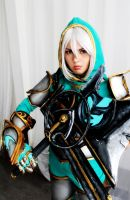 Riven Redeemed by Dropchocolate