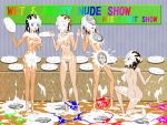 pie fight party by sg19001