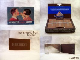hershey's book collection by yatsu