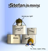 Moving by Warran