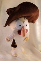 Quick Pic: Plushie Old Man McGucket by ThePlushieLady
