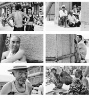 the people there. by Gonzale
