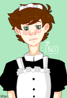 redraw: be a maid by m5w