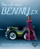 The All New Benny LX by MrOrozco