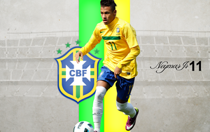Neymar 11 by madeinjungle