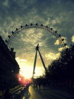 London Eye by EmilyHitchcock