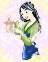 Mulan by trishna87 by Disney-Fan-Club