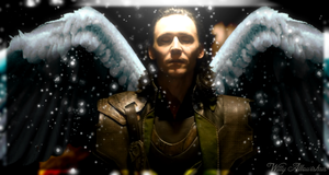 Loki's Freedom Wings by Narryaque