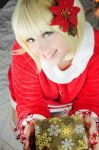 I have a christmasgift for you - Shiemi Moriyama by Beldanndy