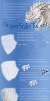 Dragon Scales Tutorial by Nachiii