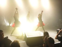 BABYMETAL 3 by iancinerate