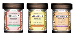 Origin Conceptual Vitamin Packaging by AngelicaVillegas