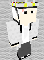 Doc Brown Minecraft Skin Preview by THATANIMATEDGUY