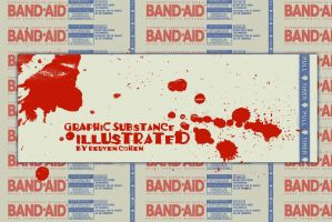 Band Aid Brand Pop Art by ruv