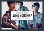 O2 | Jung Yong Hwa - CNBLUE (Pack PNG) by crxoked