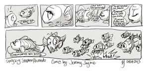 Finding Nemo 2 by jaymetwins