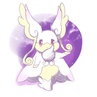 Mega Audino by RayquazaQueen
