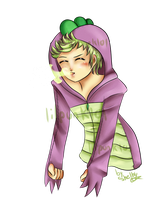 Humanized Spike by lilYumi-chan